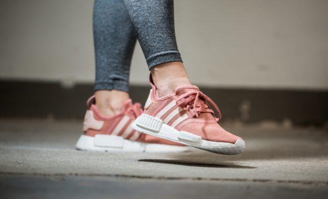 adidas nmd r1 femme rose pale