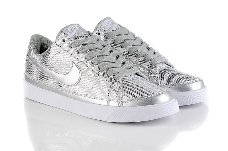 finest selection best authentic great quality Chaussures basket nike femme argent style également ...
